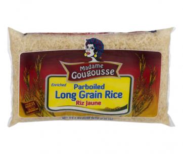 Madame Gougousse - Long Grain Parboiled Rice